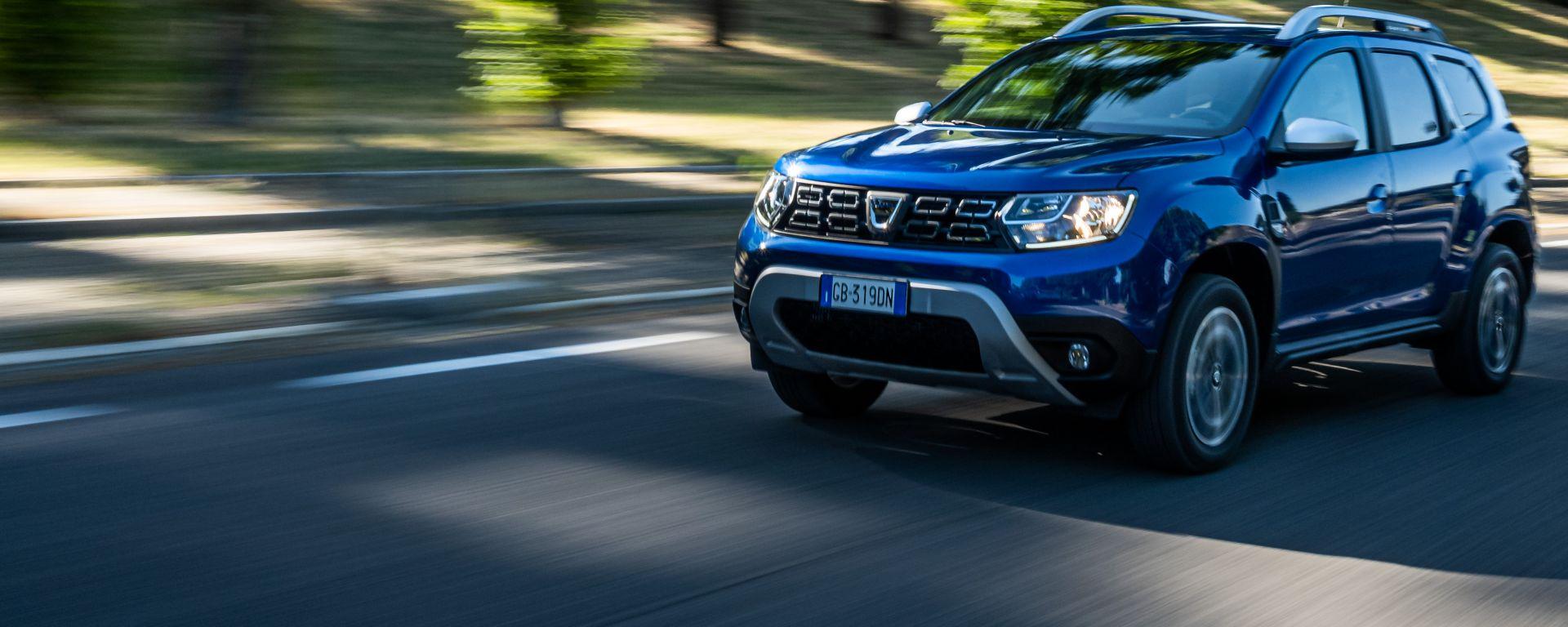 Nuova Dacia Duster TCe 100 ECO-G, il GPL cambia filosofia