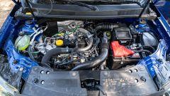 Nuova Dacia Duster TCe 100 ECO-G, il motore 3 cilindri 1.0 turbo benzina