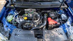 Nuova Dacia Duster TCe 100 ECO-G, il nuovo motore 3 cilindri turbo