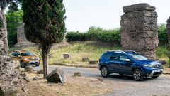 Nuova Dacia Duster TCe 100 ECO-G, quasi 1.400 km di autonomia