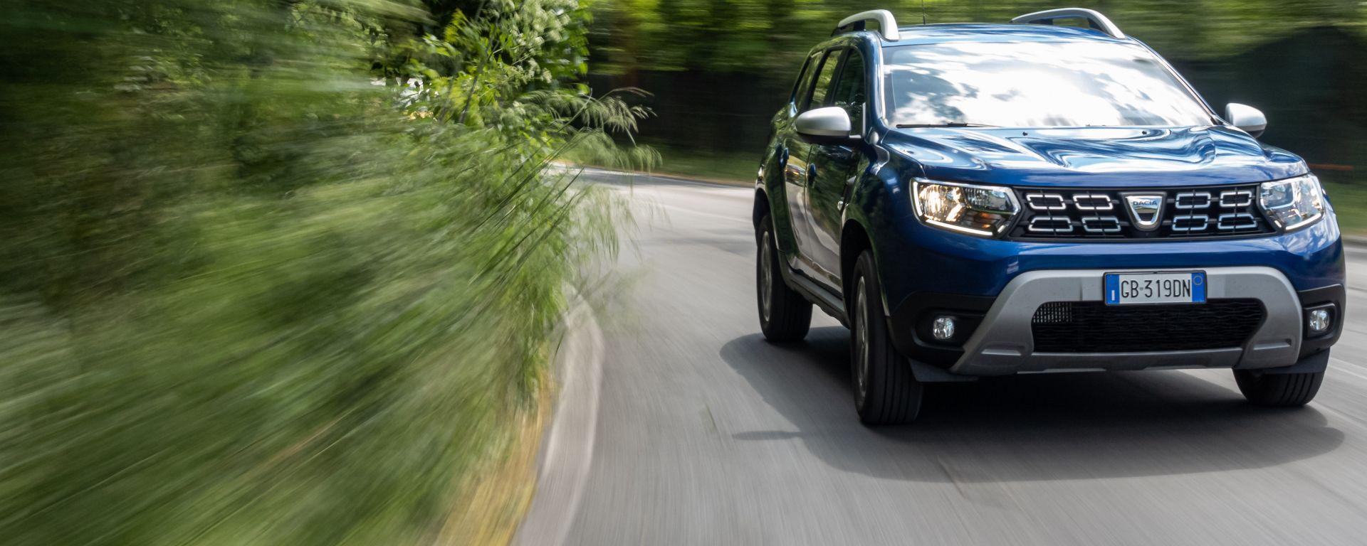 Nuova Dacia Duster TCe 100 ECO-G