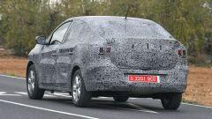 Nuova Dacia Logan: il posteriore
