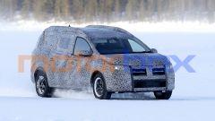 Nuova Dacia Logan MCV: cambia anche il frontale