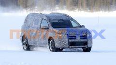 Nuova Dacia Logan MCV: scheda tecnica, interni, foto, lancio