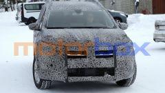 Nuova Dacia Logan MCV: il frontale sarà tutto nuovo