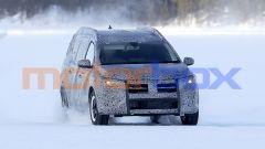 Nuova Dacia Logan MCV: potrebbe usare la piattaforma condivisa CMF