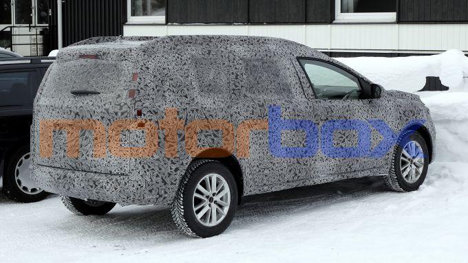 Nuova Dacia Logan MCV: stile più moderno per la wagon del Gruppo Renault