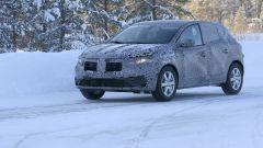 Nuova Dacia Sandero 2021: 3/4 anteriore