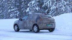 Nuova Dacia Sandero 2021: 3/4 posteriore