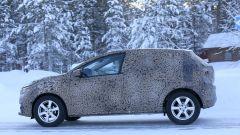 Nuova Dacia Sandero 2021: laterale