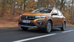 Dacia Sandero Stepway 2020: la prova video
