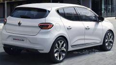 Nuova Dacia Sandero: posteriore simile a Renault Zoe?