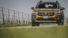 Nuova Dacia Sandero Stepway: non chiamatela