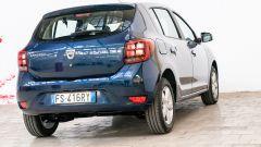 """Dacia Sandero Streetway, la """"low cost"""" tutt'altro che """"povera"""" - Immagine: 3"""
