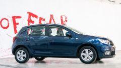 """Dacia Sandero Streetway, la """"low cost"""" tutt'altro che """"povera"""" - Immagine: 4"""