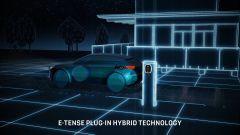 Nuova DS 4: motore ibrido da 225 CV di potenza e 360 Nm di coppia. Autonomia elettrica di oltre 50 km