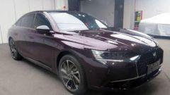 Nuova DS 9 2020: design in stile berlina/coupé