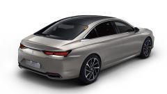 Nuova DS 9 E-Tens 2020: verniciatura bi-colore con tetto nero a contrasto