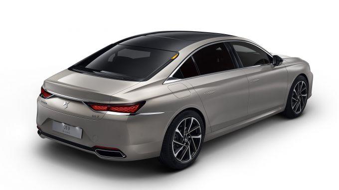 Nuova DS 9 E-Tense 2020: arriva la berlina lussuosa del marchio francese