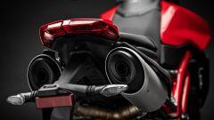 Nuova Ducati Hypermotard 2019, gli scarichi