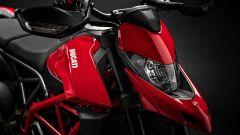 Nuova Ducati Hypermotard 2019, il frontale
