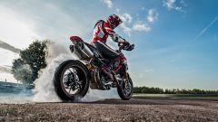 Nuova Ducati Hypermotard e Hypermotard SP 2019 in azione