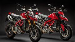Nuova Ducati Hypermotard e Hypermotard SP 2019