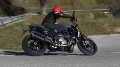 Nuova Ducati Monster 1200 S, laterale