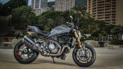 Nuova Ducati Monster 1200 S, lato destro