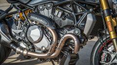 Nuova Ducati Monster 1200 S, motore