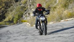 Nuova Ducati Monster 1200 S, muso
