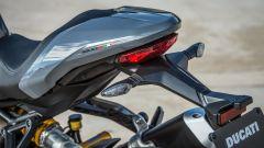 Nuova Ducati Monster 1200 S, portatarga