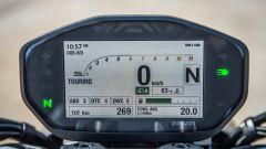 Nuova Ducati Monster 1200 S, quadro strumenti