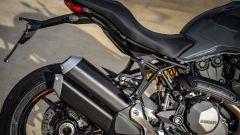 Nuova Ducati Monster 1200 S, scarico