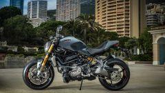 Nuova Ducati Monster 1200 S, statiche