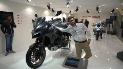 Nuova Ducati Multistrada 2018: il motore cresce fino a 1260 cc [VIDEO] - Immagine: 1