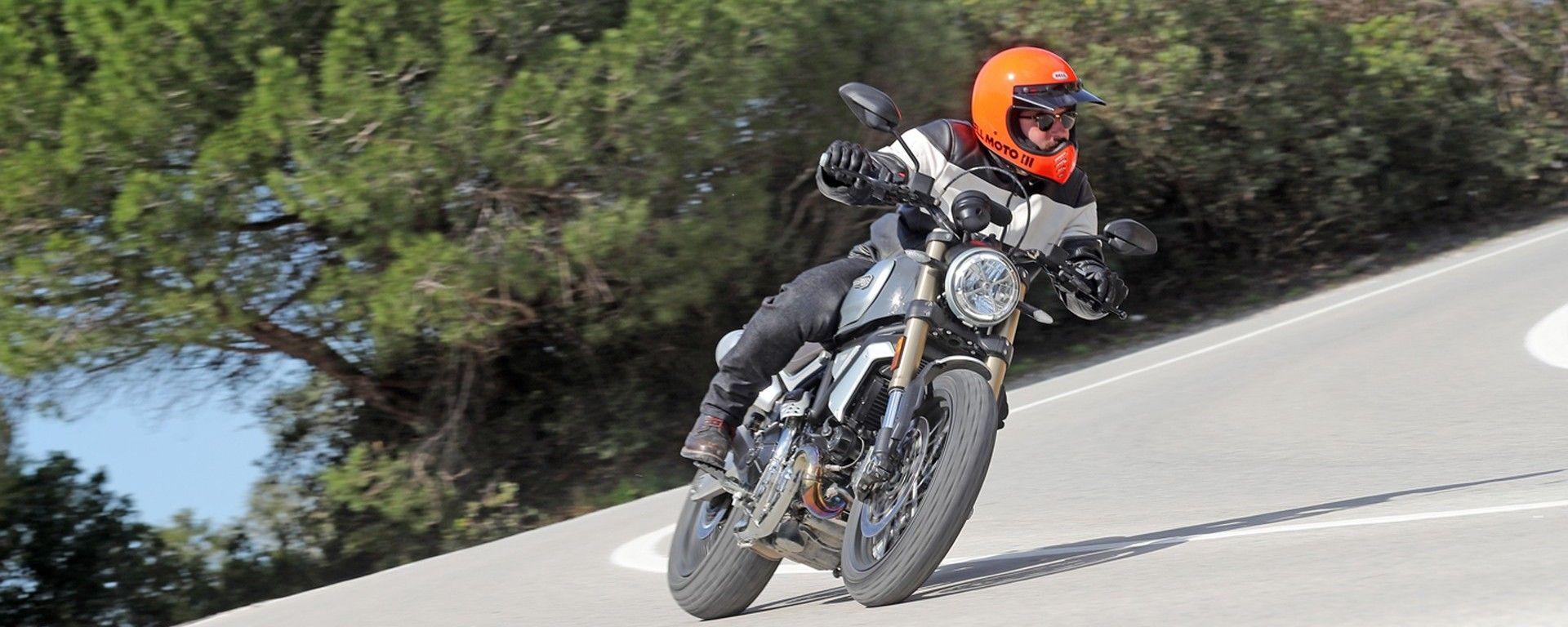 Nuova Ducati Scrambler 1100: ora più matura, potente e rifinita