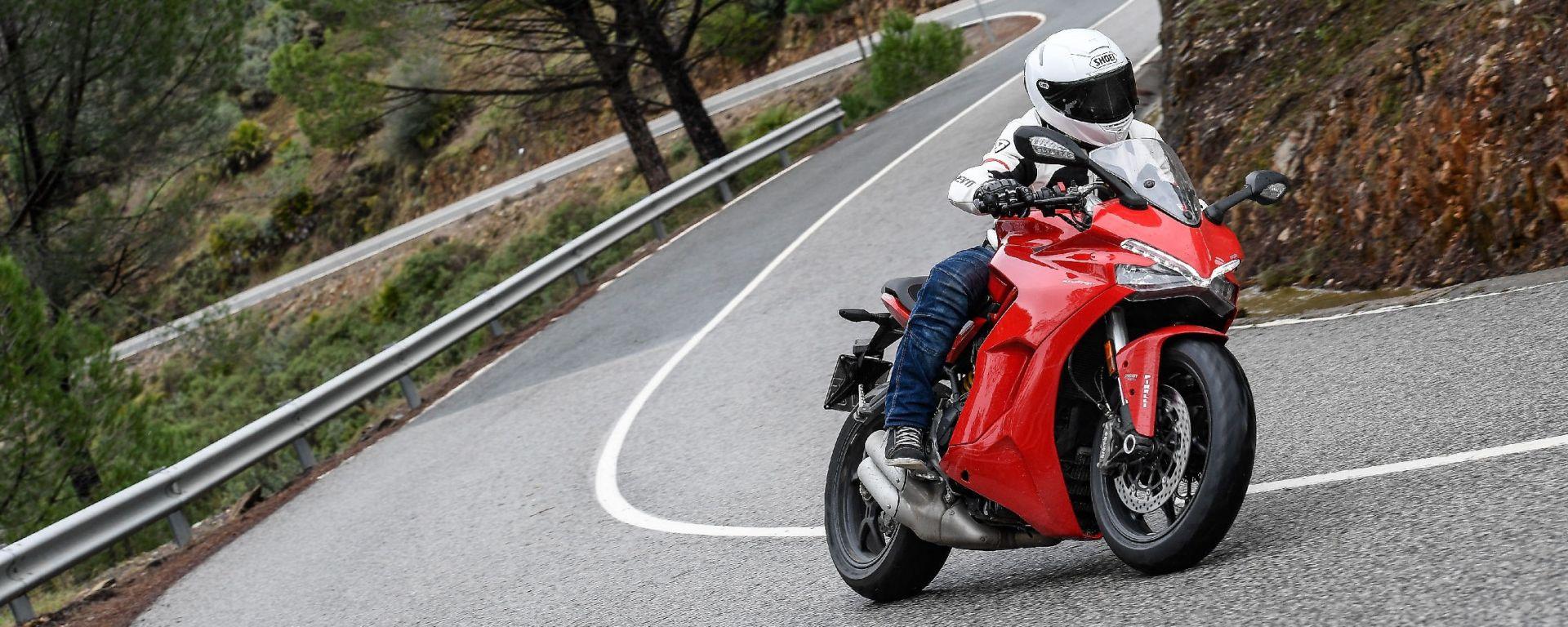 Ducati Supersport e Supersport S: prova, prezzi e caratteristiche [VIDEO]