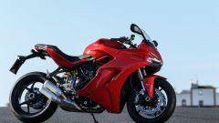 Ducati Supersport e Supersport S: prova, prezzi e caratteristiche [VIDEO] - Immagine: 27