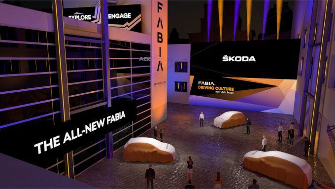Nuova Fabia 2021: la presentazione online il 4 maggio