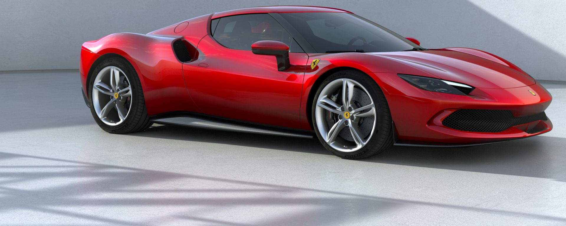 Nuova Ferrari 296 GTB, anteprima al Motor Valley Fest 2021