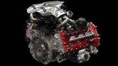 Nuova Ferrari 296 GTB, Sinfonia N.6 dell'ibrido plug-in - Immagine: 9