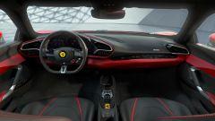 Nuova Ferrari 296 GTB, Sinfonia N.6 dell'ibrido plug-in - Immagine: 12
