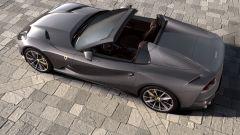 Nuova Ferrari 812 GTS, tetto retrattile in metallo