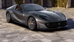 Nuova Ferrari 812 GTS