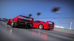 Nuova Ferrari F40: ritorna l'iconica supercar...in un render - Immagine: 5