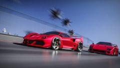 Nuova Ferrari F40: ritorna l'iconica supercar...in un render - Immagine: 6