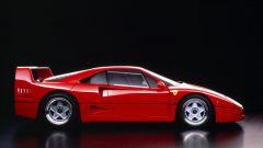 Nuova Ferrari F40: ritorna l'iconica supercar...in un render - Immagine: 12