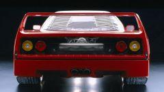 Nuova Ferrari F40: ritorna l'iconica supercar...in un render - Immagine: 13