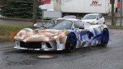 Nuova Ferrari LaFerrari, spiata l'erede dell'hypercar ibrida - Immagine: 3
